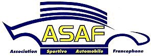 [ASAF] Association Sportive Automobile Francophone